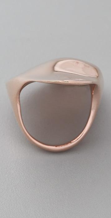 Alexis Bittar Liquid Triangle Ring