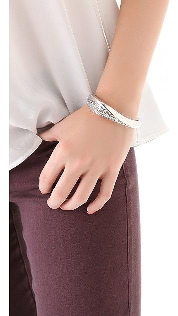 Alexis Bittar Bel Air Druzy Wave Bracelet