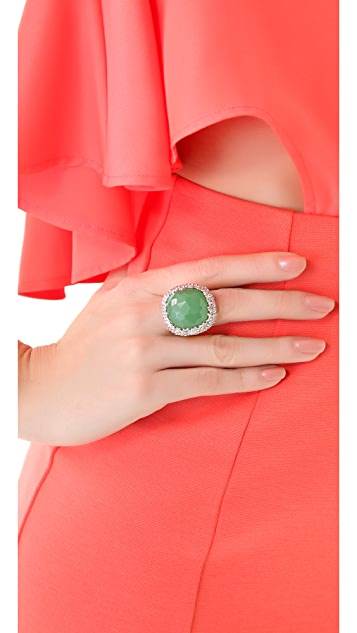 Alexis Bittar Siyabona Cushion Ring