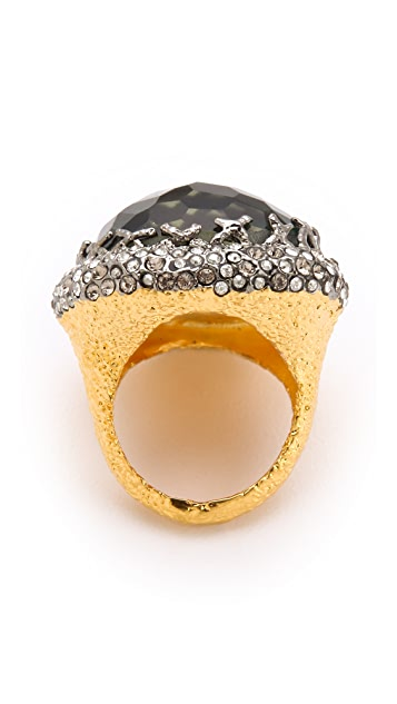 Alexis Bittar Siyabona Midnight Cushion Ring