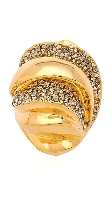 Alexis Bittar Bel Air Sculptural Ring