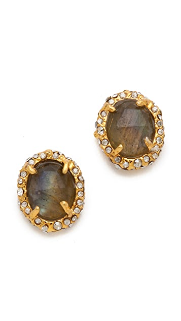 Alexis Bittar Siyabona Post Earrings