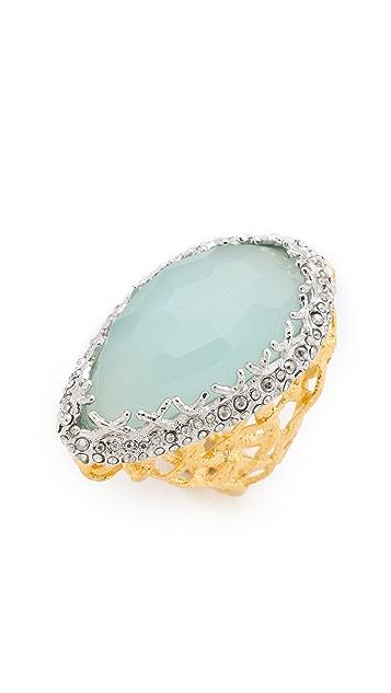 Alexis Bittar Siyabona Woven Ring