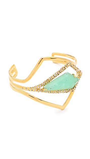 Alexis Bittar New Wave Layered Cuff