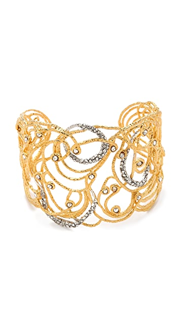 Alexis Bittar Mauritius Lace Cuff