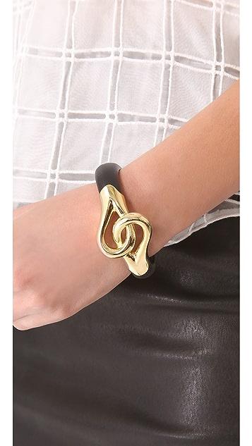Alexis Bittar Durban Twist Knot Bracelet