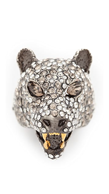 Alexis Bittar Jaguar Ring