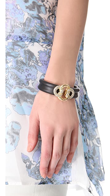 Alexis Bittar Mod Large Knot Bracelet