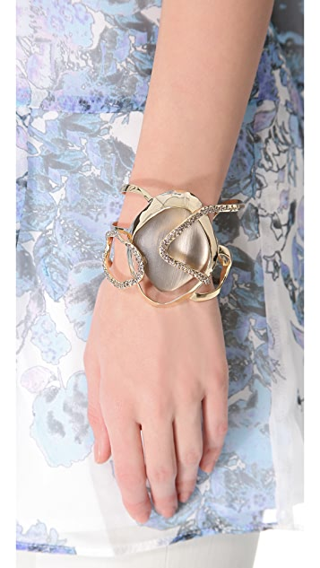 Alexis Bittar Mod Interlaced Cuff