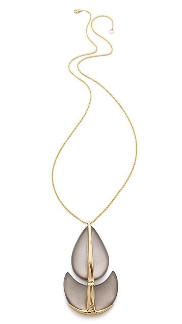 Alexis Bittar Neo Bohemian Paisley Necklace