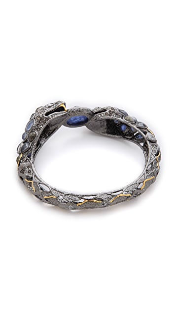 Alexis Bittar Snake Encrusted Bracelet