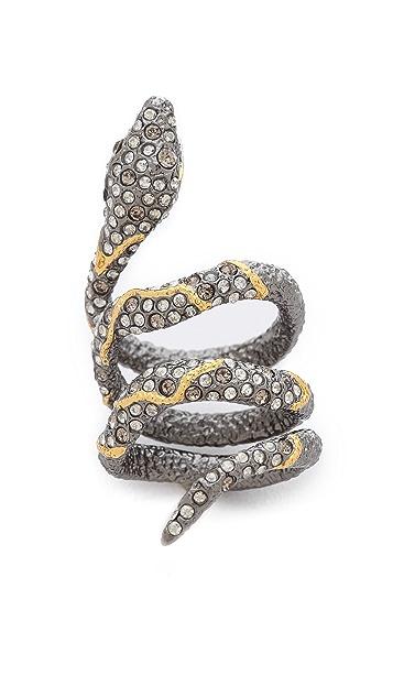 Alexis Bittar Snake Ring