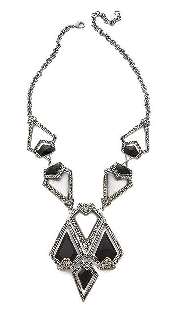 Alexis Bittar Santa Fe Arrow Necklace