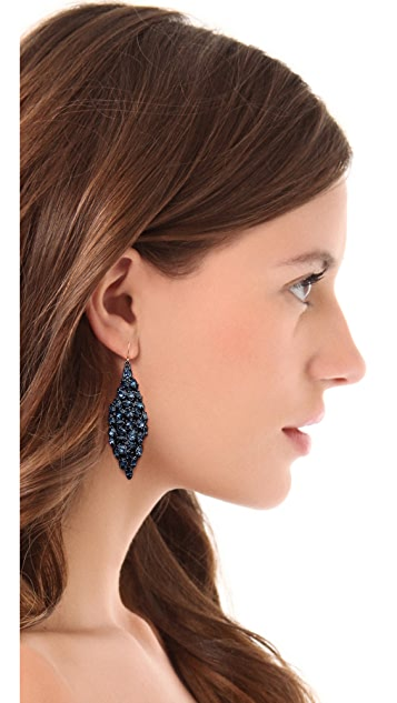 Alexis Bittar Nova Marquis Earrings