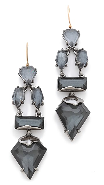 Alexis Bittar Dangling Rigel Earrings