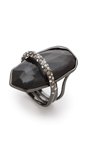Alexis Bittar Orbiting Ring
