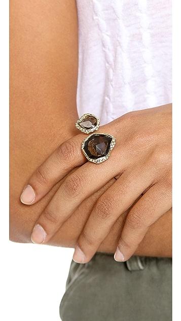 Alexis Bittar Multi Stone Ring