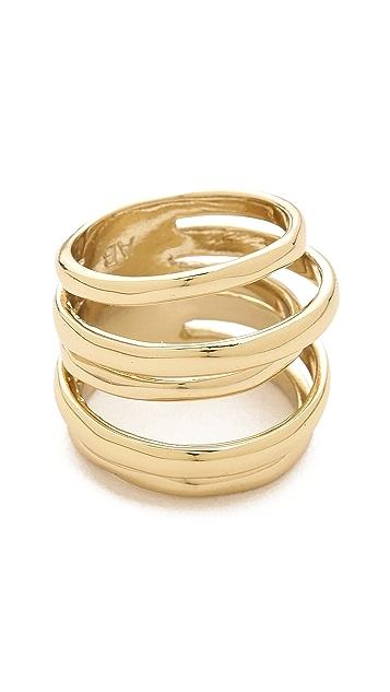 Alexis Bittar Layered Ring