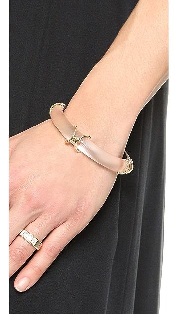 Alexis Bittar X Motif Hinge Bracelet