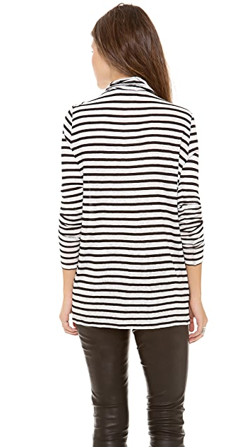 AIR by alice + olivia New Draped Wrap Cardigan