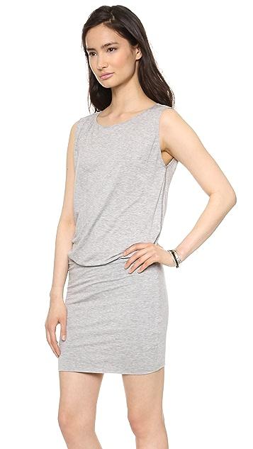 AIR by alice + olivia Keyhole Back Dress