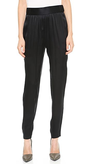 AIR by alice + olivia High Waisted Trousers
