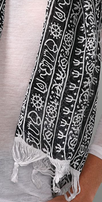 alice + olivia Print Scarf