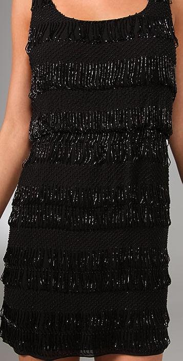 alice + olivia Gabby Embellished Dress
