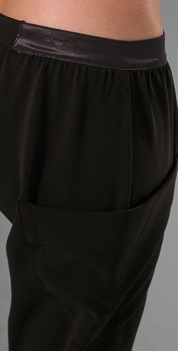 alice + olivia Slouchy Pocket Pants