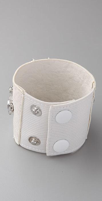 alice + olivia Embellished Cuff