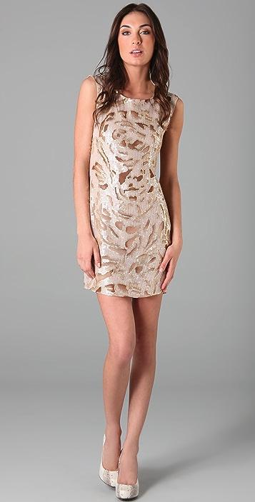 alice + olivia Taryn Sequined Dress