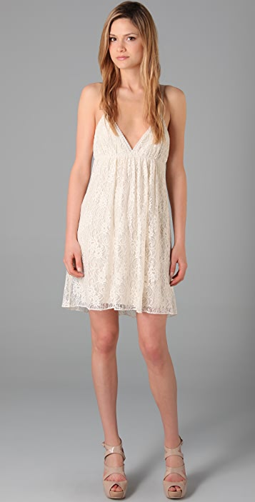 alice + olivia Jenny Slip Dress