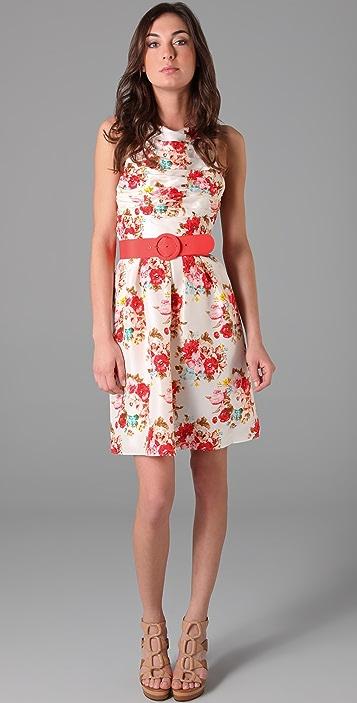 alice + olivia Puffy Prom Dress