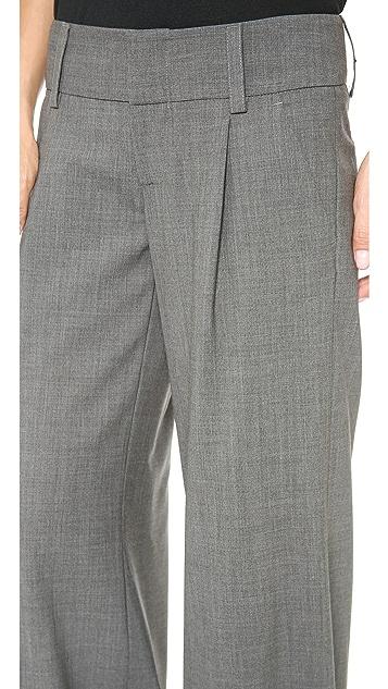 alice + olivia Eric Wide Leg Pants