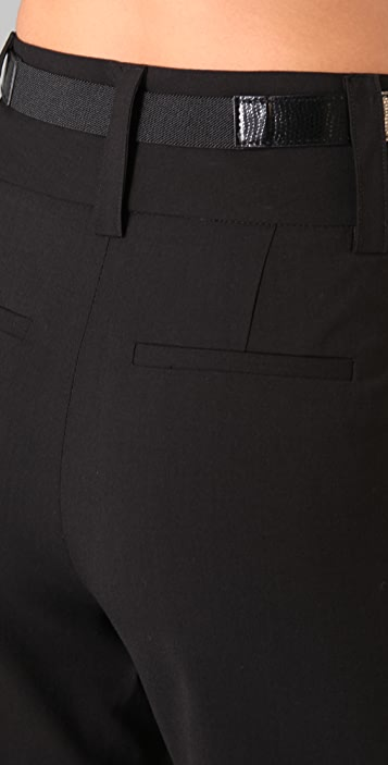 alice + olivia Paula High Waist Pants