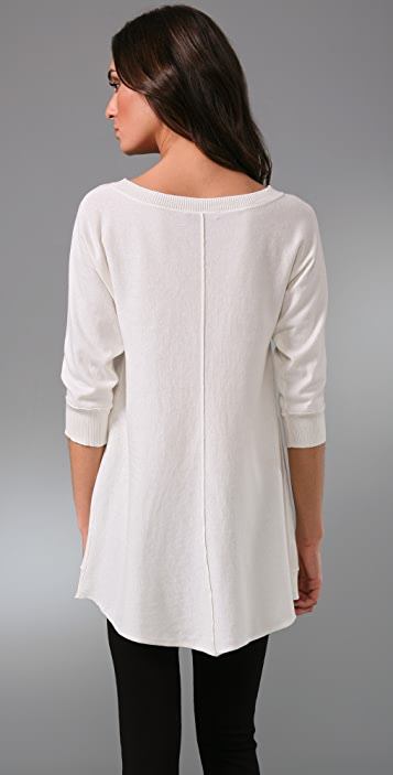 alice + olivia Drapey Sweater