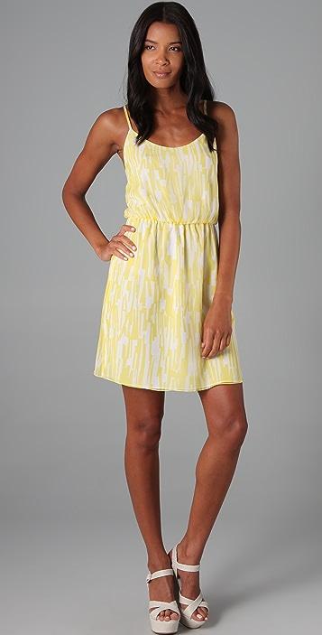 alice + olivia Elizabeth Tank Dress