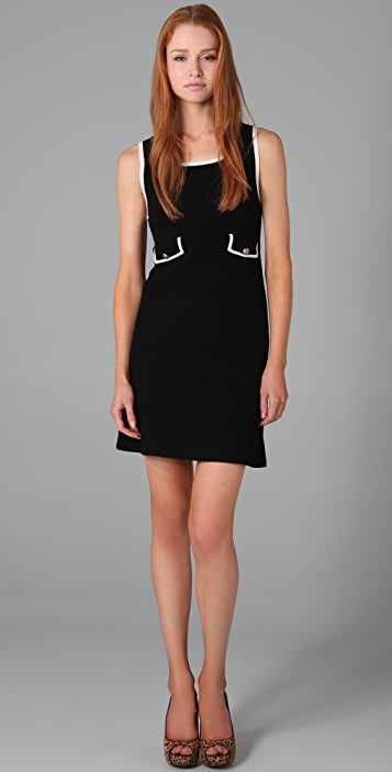alice + olivia Francine Knit Dress