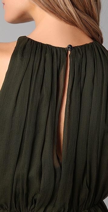 alice + olivia Mayra Sleeveless Top