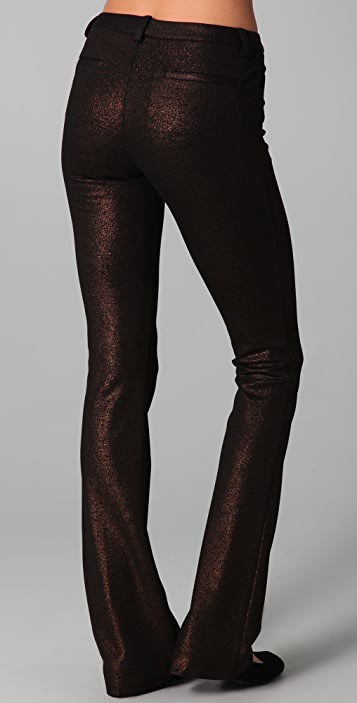 alice + olivia Andy Skinny Pants