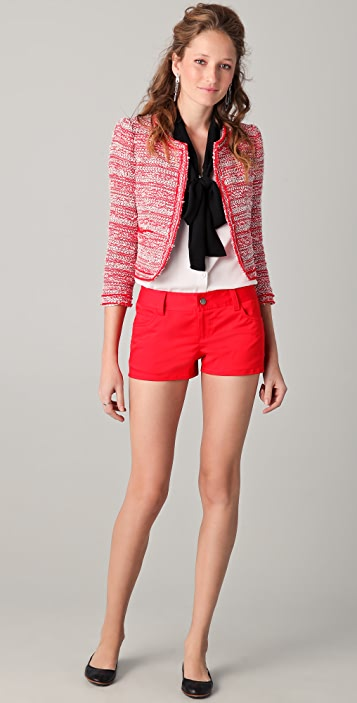 alice + olivia Sydney Box Jacket
