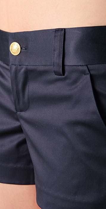 alice + olivia Slim Shorts