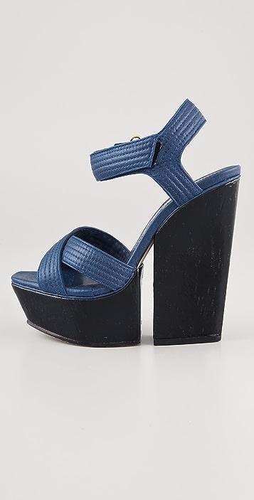 alice + olivia Ula Platform Sandals