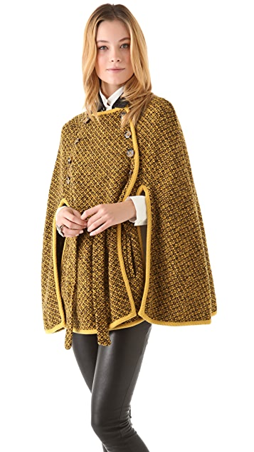 alice + olivia Mable Poncho
