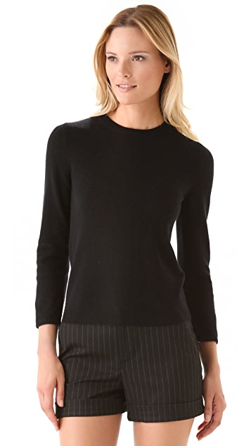 alice + olivia Porla Collared Sweater