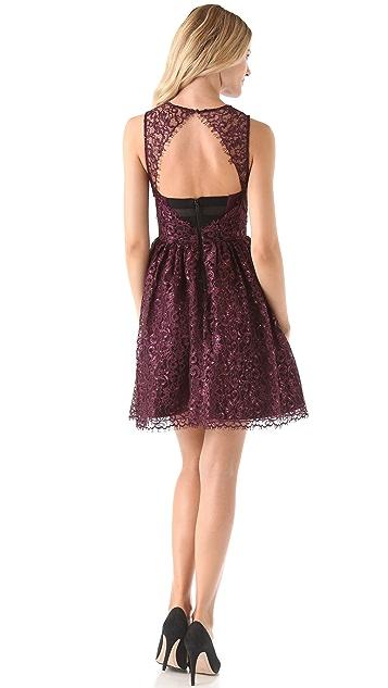 alice + olivia Ophelia Lace Dress