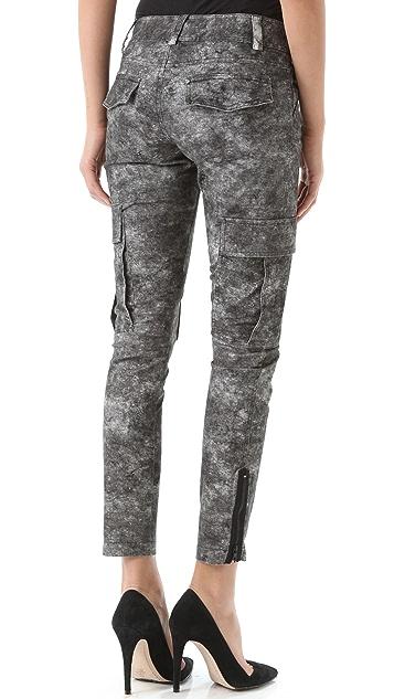alice + olivia Skinny Cargo Pants