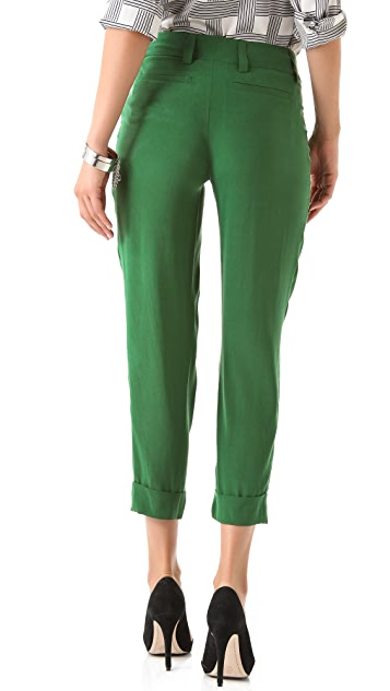 alice + olivia Arthur Pants