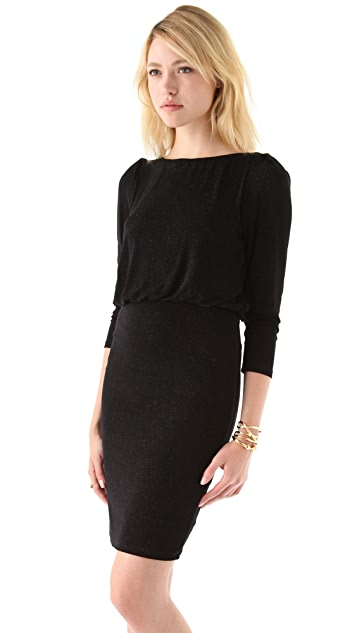 alice + olivia Aerin Fitted Dress