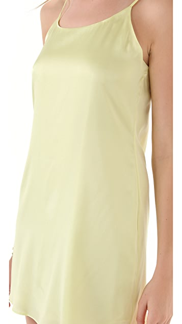 alice + olivia Russel Slip Dress